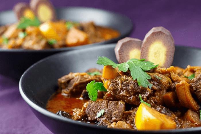 Говядина с айвой – блюдо