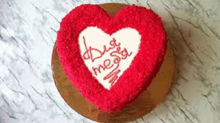Торт Влюбленный Наполеон – картинка