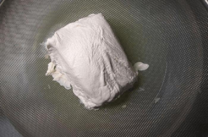 Замороженная ряженка