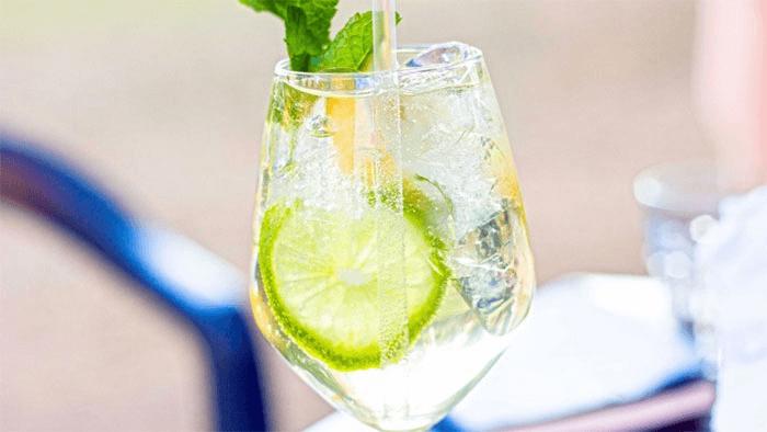Напитки из лайма и мяты: рецепты в домашних условиях