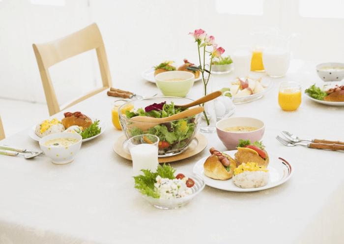 Идея сервировки стола – 1