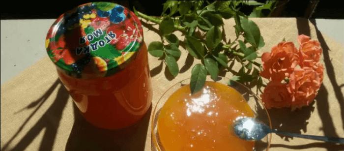 Грушевое варенье с апельсином на зиму