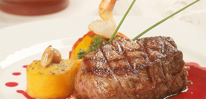 Антрекот из говядины – картинка