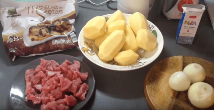 Продукты для риготовления