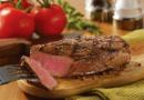 Бифштекс из говядины. Как приготовить бифштекс в домашних условиях