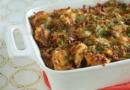 Картофель запеченный с курицей в духовке – просто и вкусно