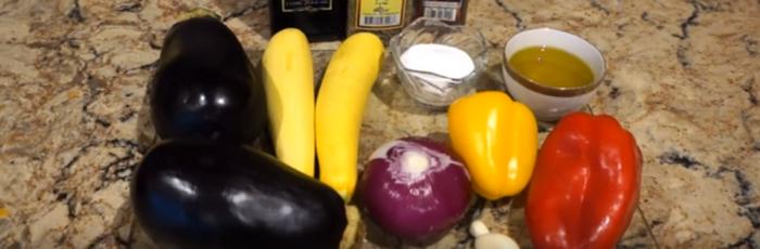 Ингредиенты овощей