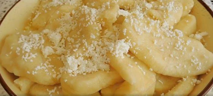 Ленивые вареники с творогом — очень вкусные рецепты