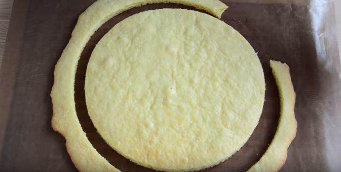 Круг, основа торта