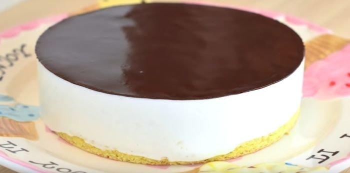 """Торт-суфле """"Птичье молоко"""" – картинка"""