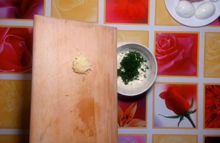 Приготовление соуса