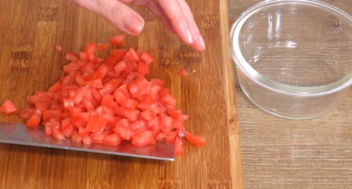 Измельченные томаты