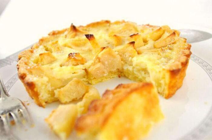 Шарлотка с яблоками в духовке – 9 простых классических рецептов