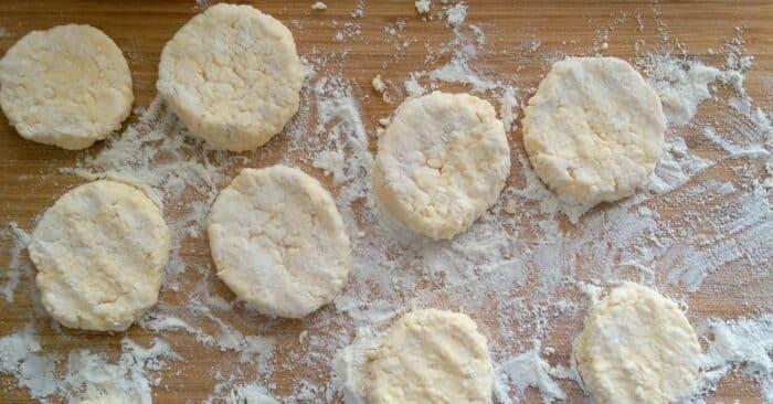 Заготовки сырников