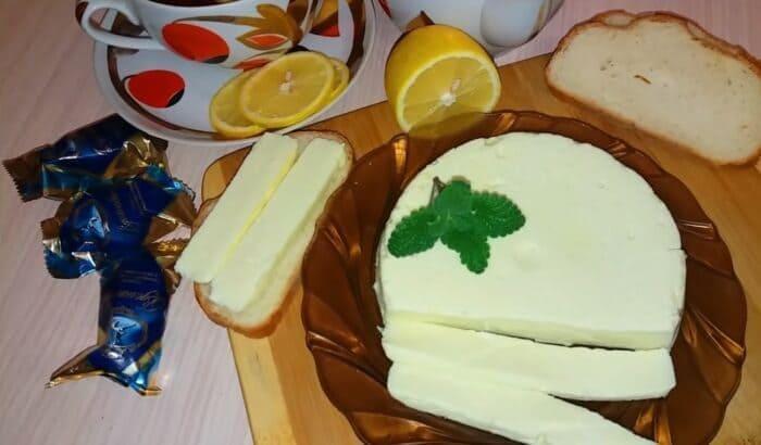 Сыр в домашних условиях — 10 простых и вкусных рецептов