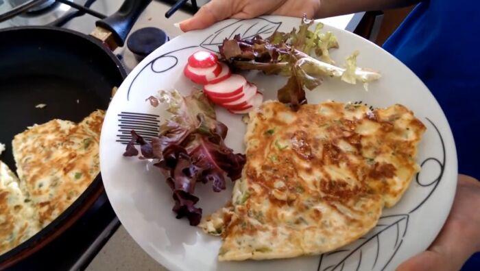 Хачапури на сметане с сыром в духовке – картинка